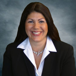 "Karen J. Martinez, President and Chief Executive Officer of BRAVO! Building Services, presents ""Breaking through the Glass Ceiling and Becoming a Leader and Entrepreneur"" at the Lehigh Valley Women's Summit"