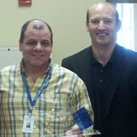 "Maynor Salazar, Regional Operations Manager, Wins BRAVO's Annual ""Safety Star of the Year"" Award"