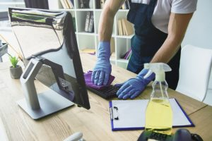 Is It Better To Have Your Office Cleaned In The Evening Or The Morning?