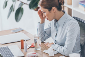 A Clean Office Reduces Sick Days