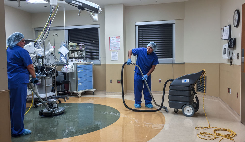 Why It Is Better To Hire A Commercial Cleaning Company